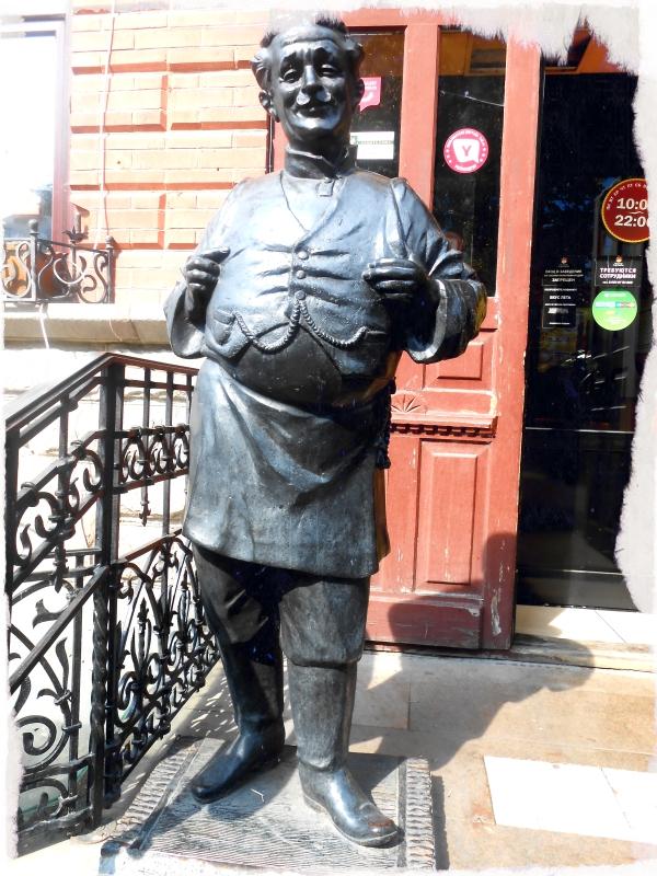 купец скульптуры на кировке