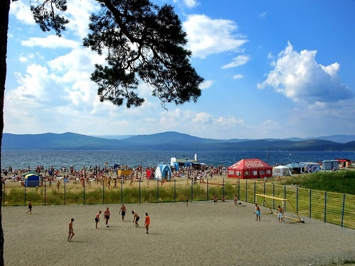 озеро тургояк пляжи
