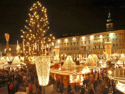Отметить новый год в европе недорого